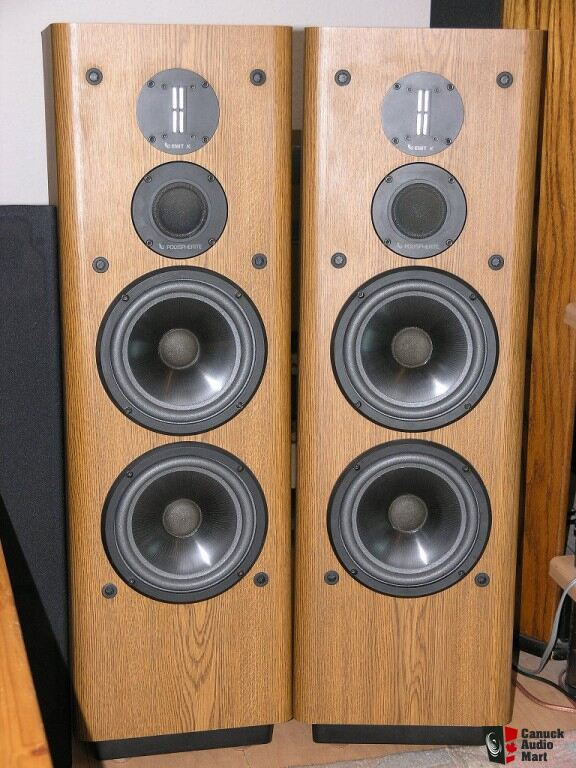 Rare Infinity Reference Rs 6001 Speakers Photo 461260