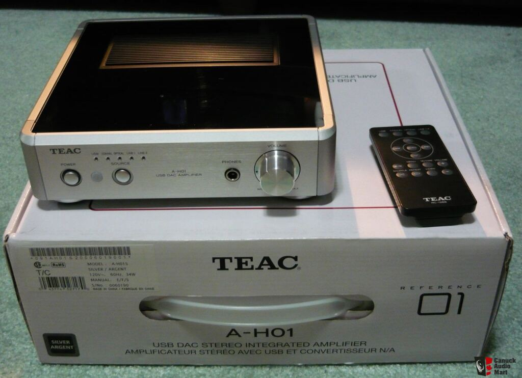Teac Reference Series A-H01