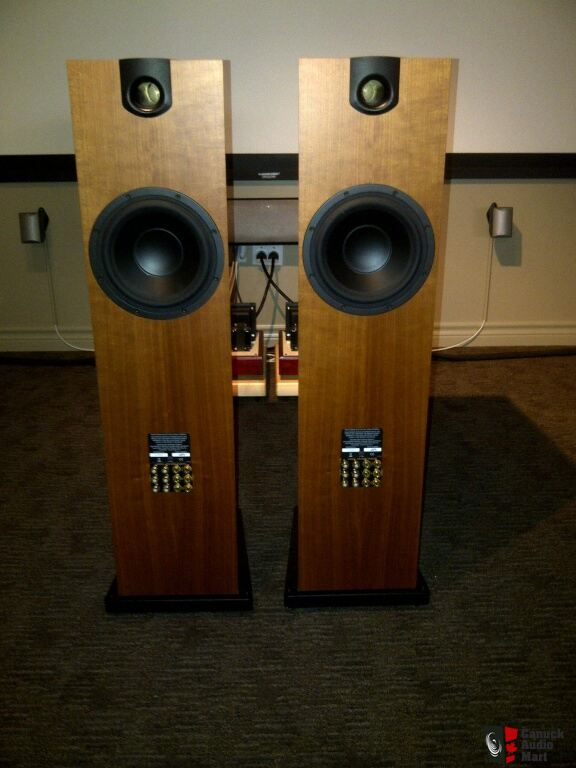Linn Espek Speakers Photo 476504 Canuck Audio Mart