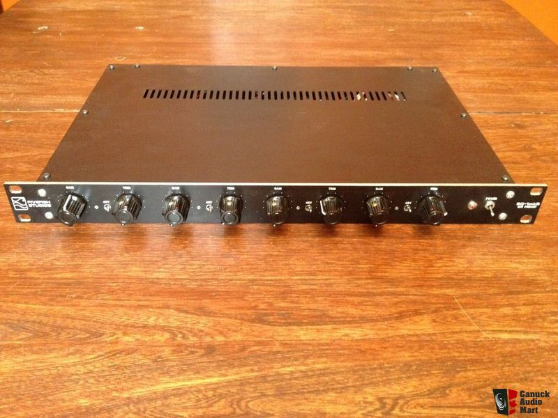 Fivefish SC1 4 channel microphone preamp Photo #480455