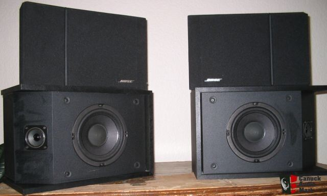 Bose 201 series III - Sold to John-- Photo #48051 - Canuck ...