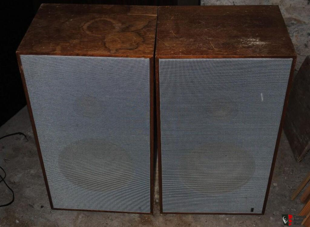 vintage braun l60 4 speakers 1964 67 photo 493065 us. Black Bedroom Furniture Sets. Home Design Ideas