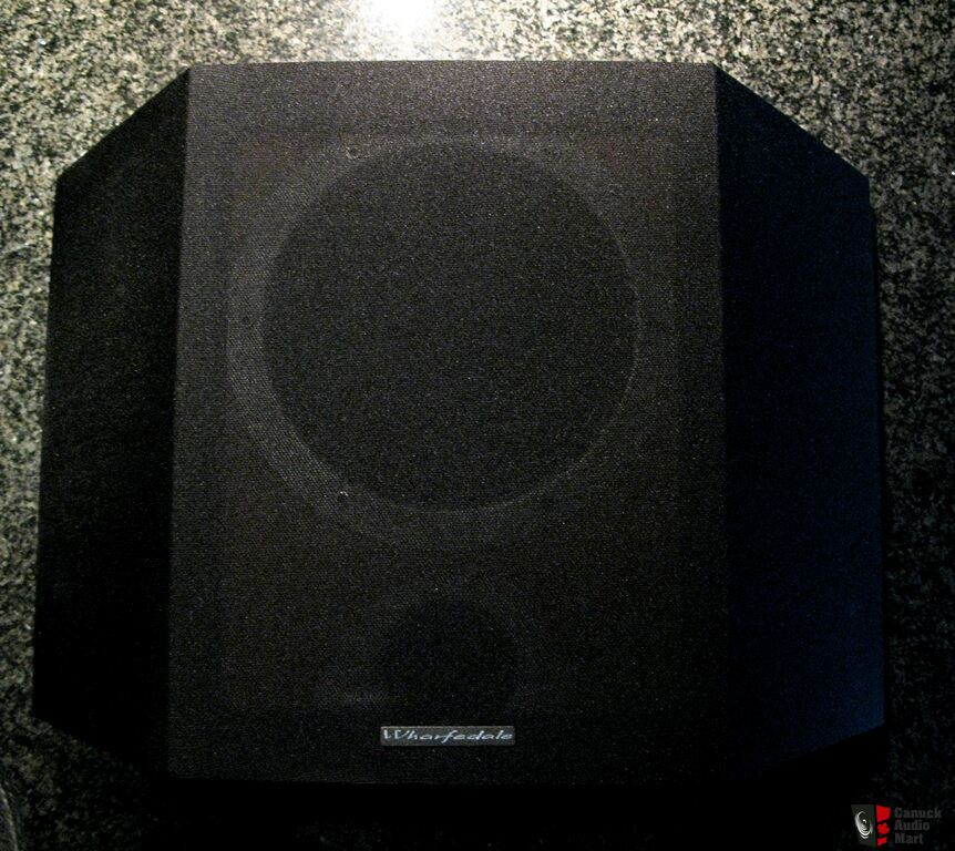 wharfedale opus 2 tri surround speakers photo 496571 canuck audio mart. Black Bedroom Furniture Sets. Home Design Ideas