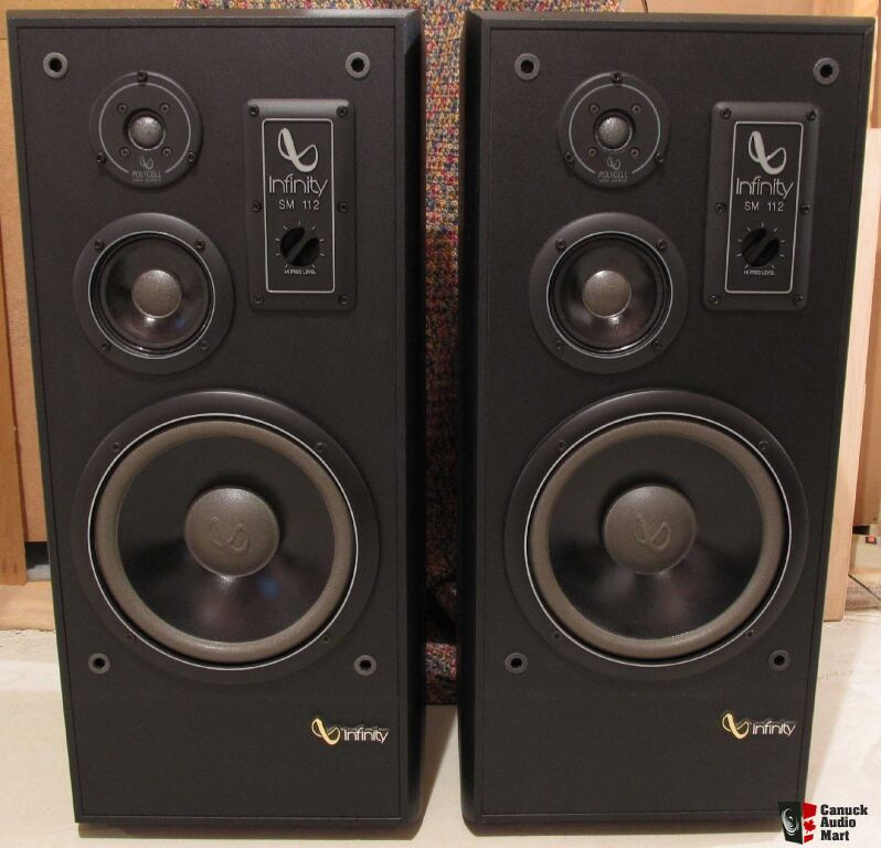 Infinity Sm 112 Photo 500992 Us Audio Mart
