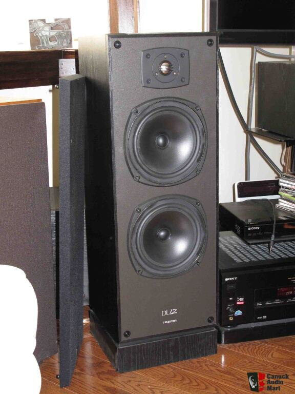 Celestion dl12 series two speakers photo 520630 us for 12 floor speakers