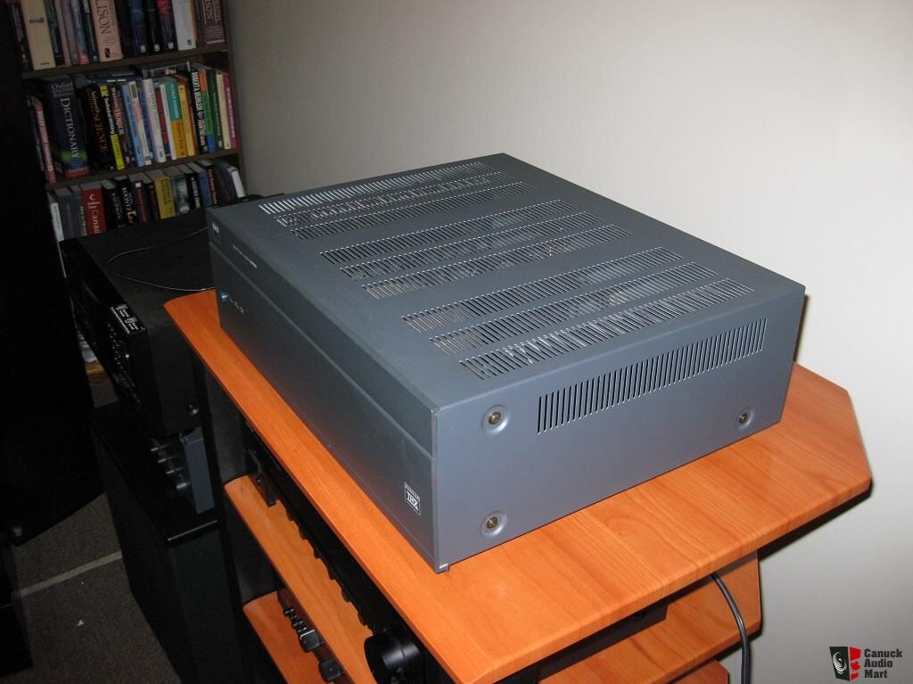 NAD 216 THX Stereo Power Amplifier  Shipping included  SOLD