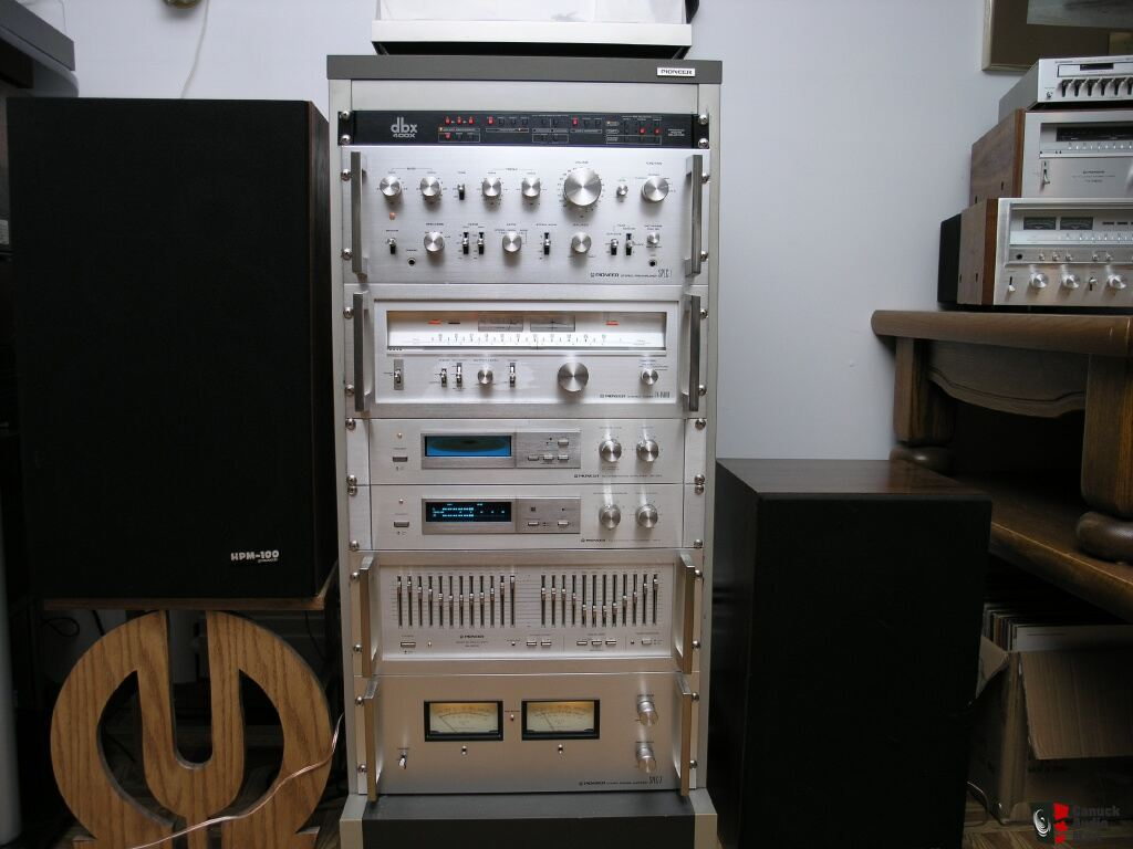 pioneer spec rack system photo 533138 uk audio mart. Black Bedroom Furniture Sets. Home Design Ideas