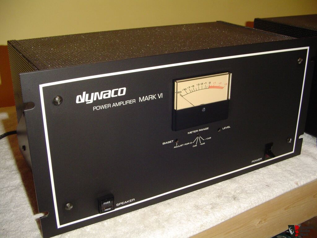 Dynakit Mark Iii 60 Watt Power Amplifier