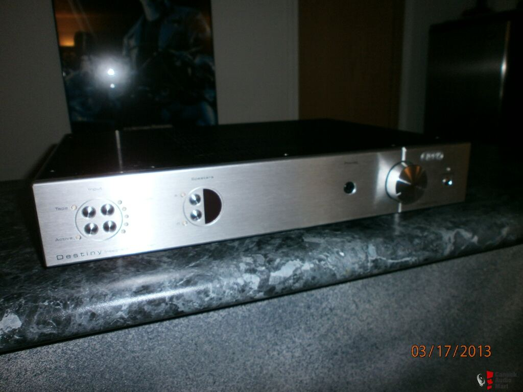 Creek Audio Destiny Integrated Amplifier. Ex cond!! Sold ...