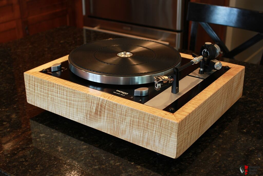 Custom Turntables Amp Plinths Made In Bc Photo 514668
