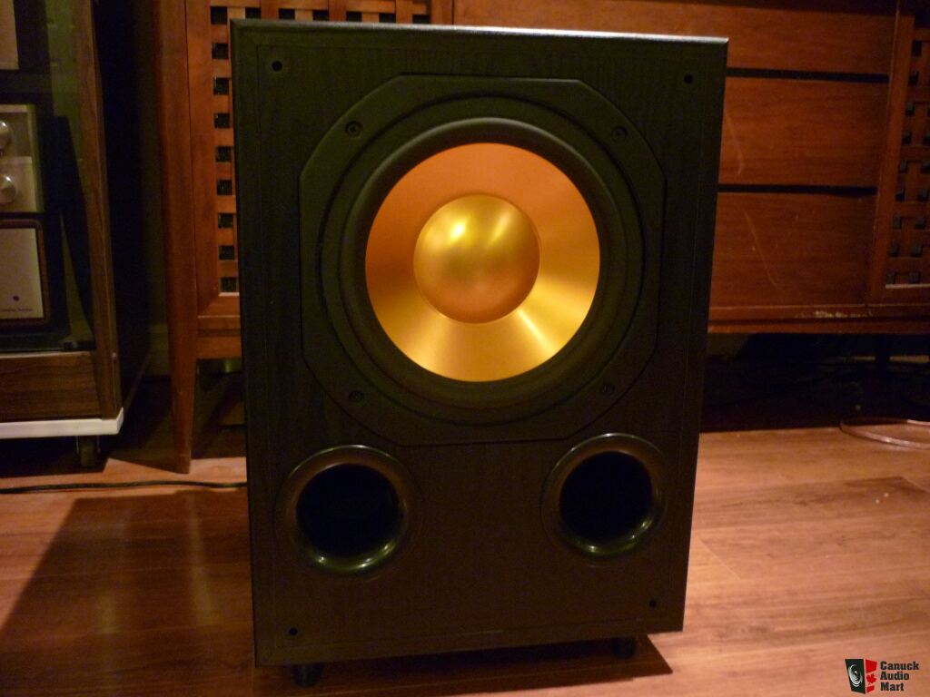 monitor audio high end subwoofer made in england photo. Black Bedroom Furniture Sets. Home Design Ideas