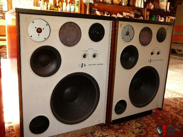 jensen speaker: