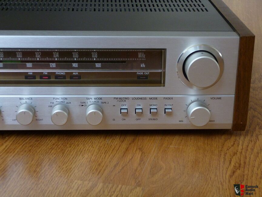 Vintage Stereo Receivers For Sale 73