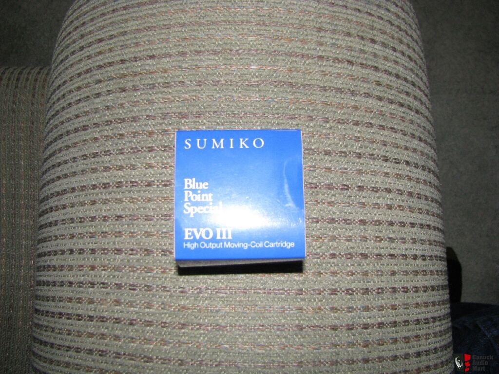 Sumiko Blue Point Special EVO III Phono Cartridge | Audio ...