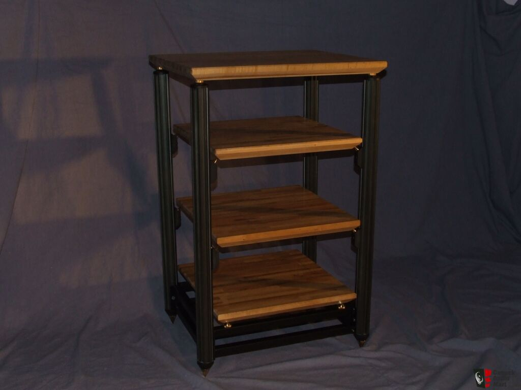 high end audio component rack stand or shelf wanted photo 567402 us audio mart. Black Bedroom Furniture Sets. Home Design Ideas
