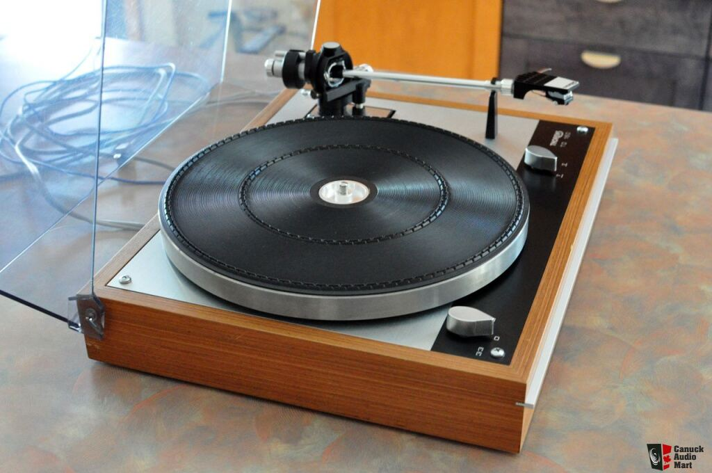 Thorens 160 Turntable Thorens td 160 Turntable w/
