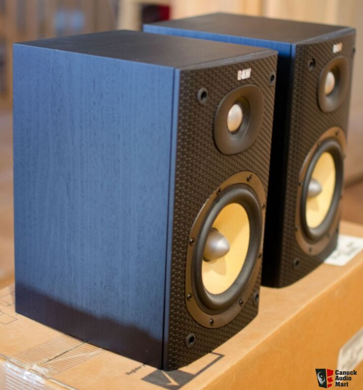 B&W DM 600 S3 Speakers For Sale - Canuck Audio Mart