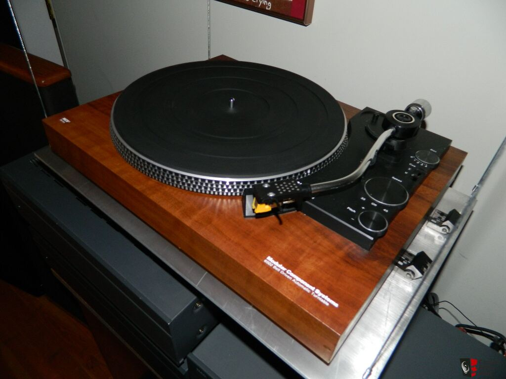 Mcs Modular Component Systems Model 6502 Turntable Photo