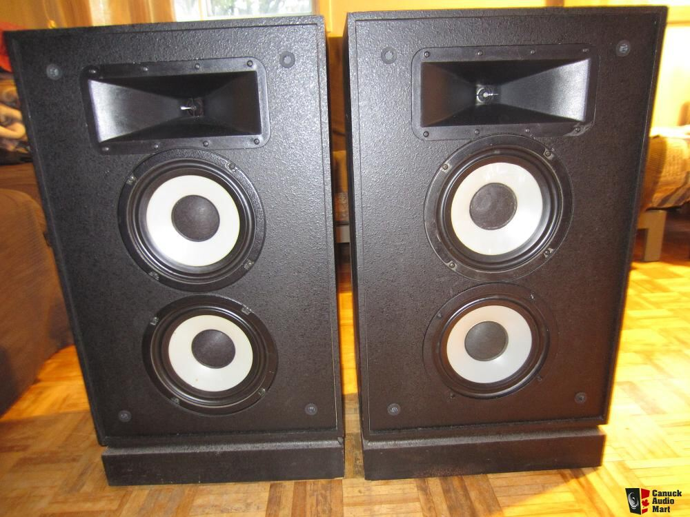 Klipsch Kg4 Bb Black Photo 583558 Us Audio Mart