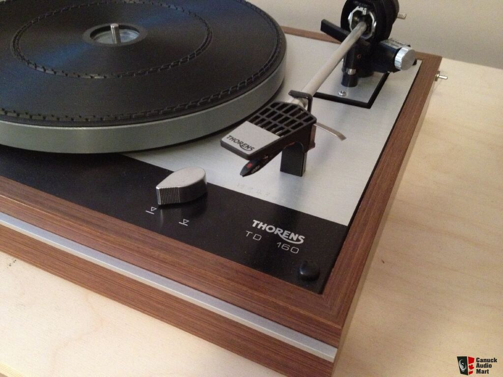 Thorens 160 Turntable Thorens td 160 Turntable