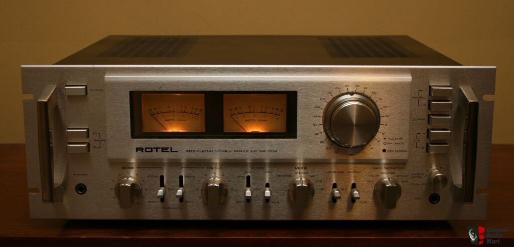 Rotel Ra 1312 Sold Photo 586605 Canuck Audio Mart