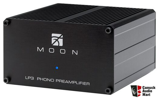 Moon LP3 Phono Preamplifier (MC and MM) Photo #591610 ...