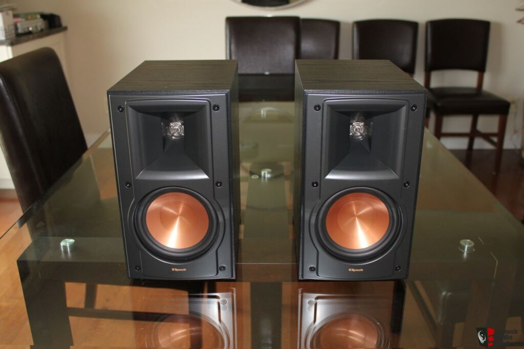 klipsch reference rb 51 ii bookshelf speakers mint condition photo 601514 aussie audio mart. Black Bedroom Furniture Sets. Home Design Ideas