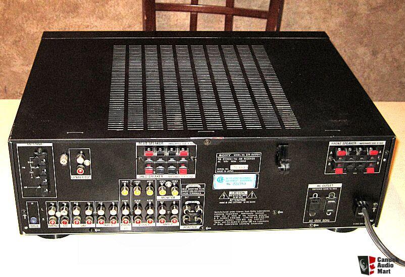 sony surround sound system manual