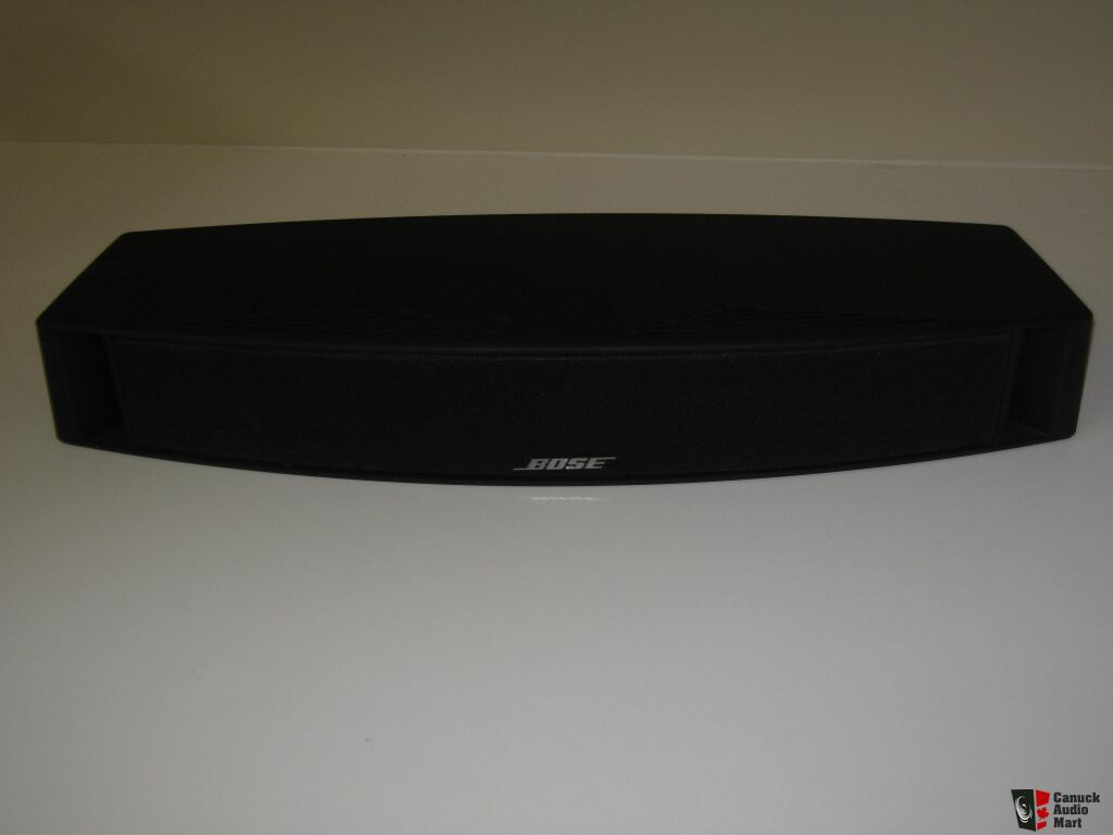 Bose Center Channel Speaker Vcs 10 Photo 606578 Us