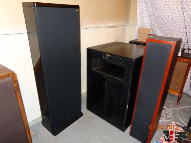 klipsch la scala reduced photo 615807 us audio mart. Black Bedroom Furniture Sets. Home Design Ideas