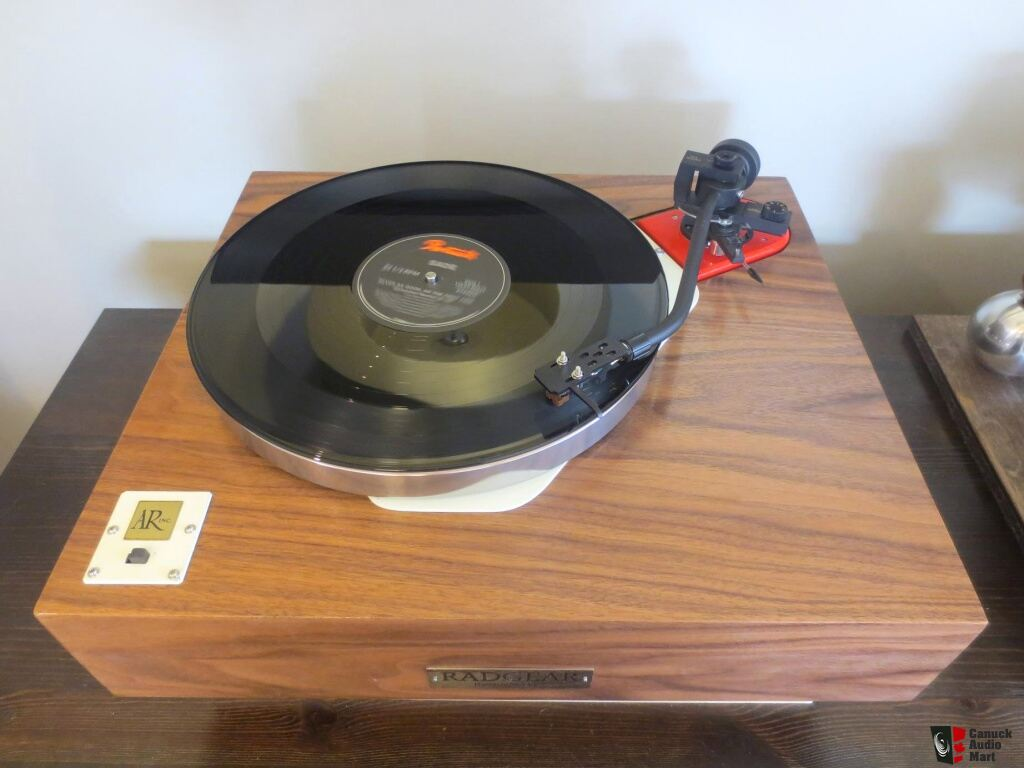 AR XA Hybrid turntable with Jelco tonearm armboard will fit