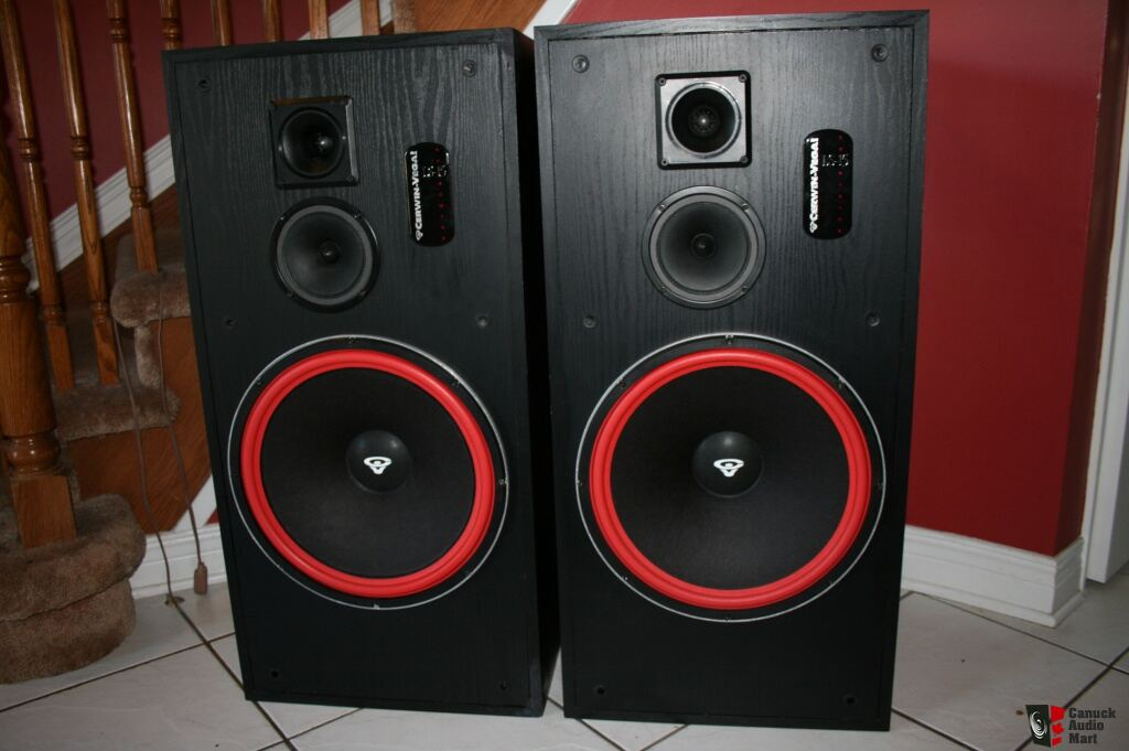 Cerwin vega ls15 photo images frompo for 12 inch floor speakers