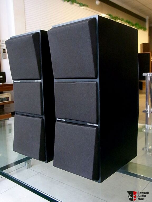 Bang Amp Olufsen Beocenter 9300 Hifi Stereo System Photo