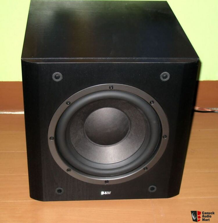 B&W DM600 S3 SERIES 3 HOME THEATER SURROUND SOUND(Reduced!) Photo ...