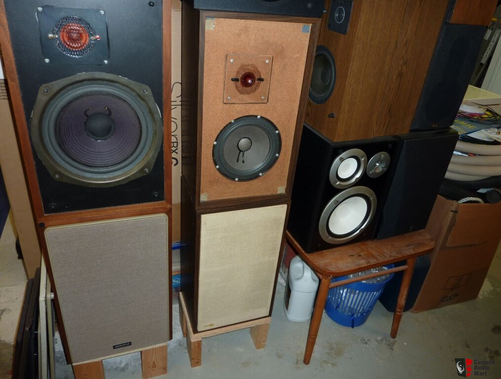 15 speakers for sale / San francisco cartwright hotel