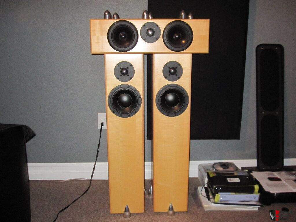 Totem Forest Speakers Photo 646754 Canuck Audio Mart