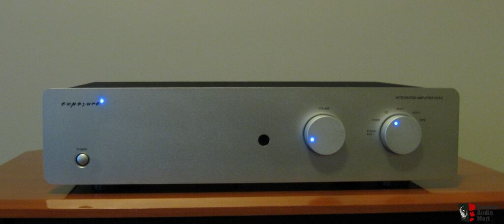 Exposure Classic 35 (XXXV) Integrated Amplifier Photo ...