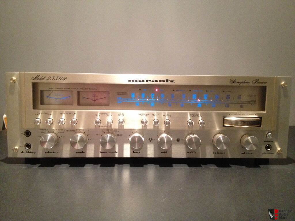 vintage 2 channel stereo receivers