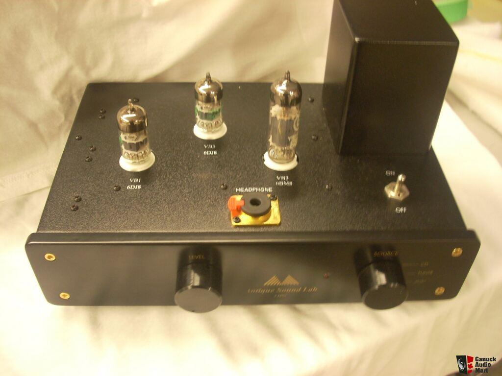 ANTIQUE SOUND LAB LH01 Pre Amp Photo #667239 - US Audio Mart
