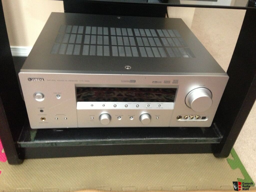 Yamaha htr 5890 7 1 digital home theater receiver photo for Yamaha home theater amplifier