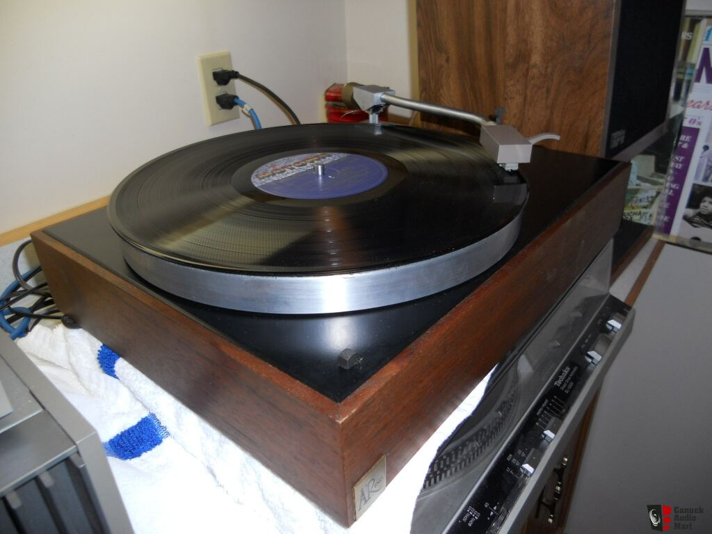 Acoustic Research Classic AR XA Vintage Turntable Record