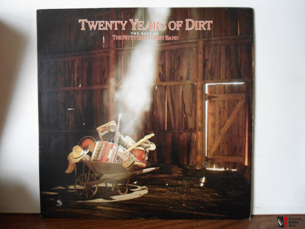 The Best Of The Nitty Gritty Dirt Band Twenty Years Of