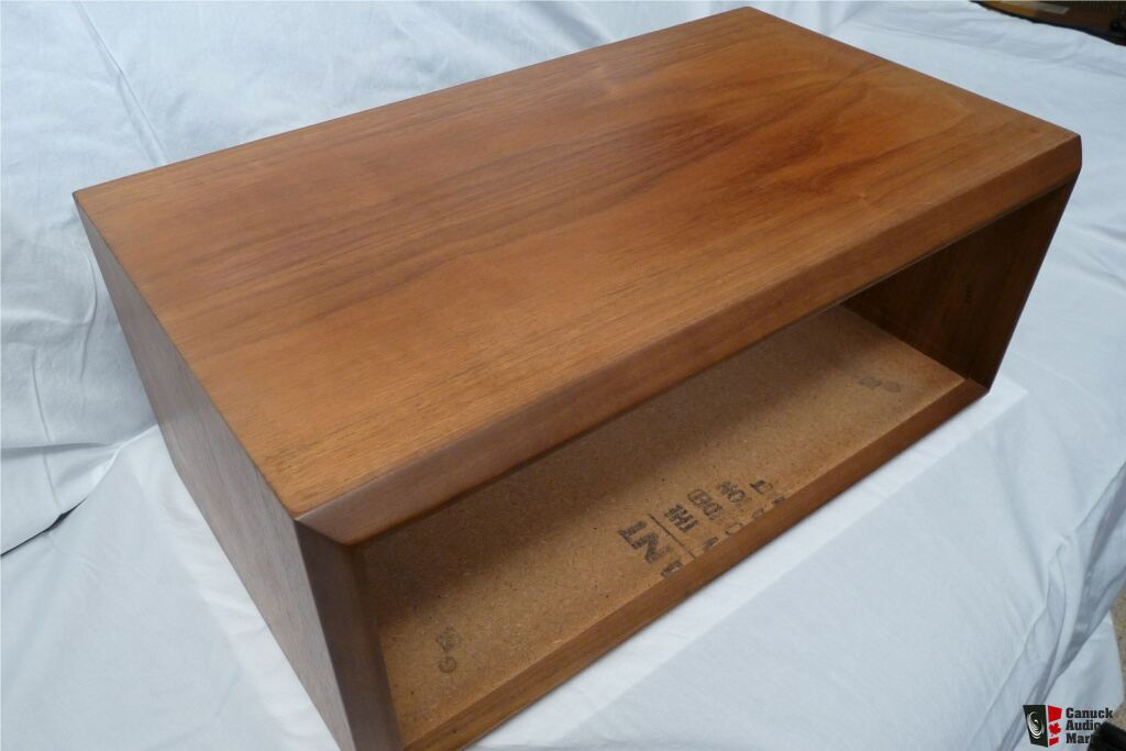 Phase Linear Wood Case / Cabinet for PL4000 preamp, PL400 or PL 700 ...