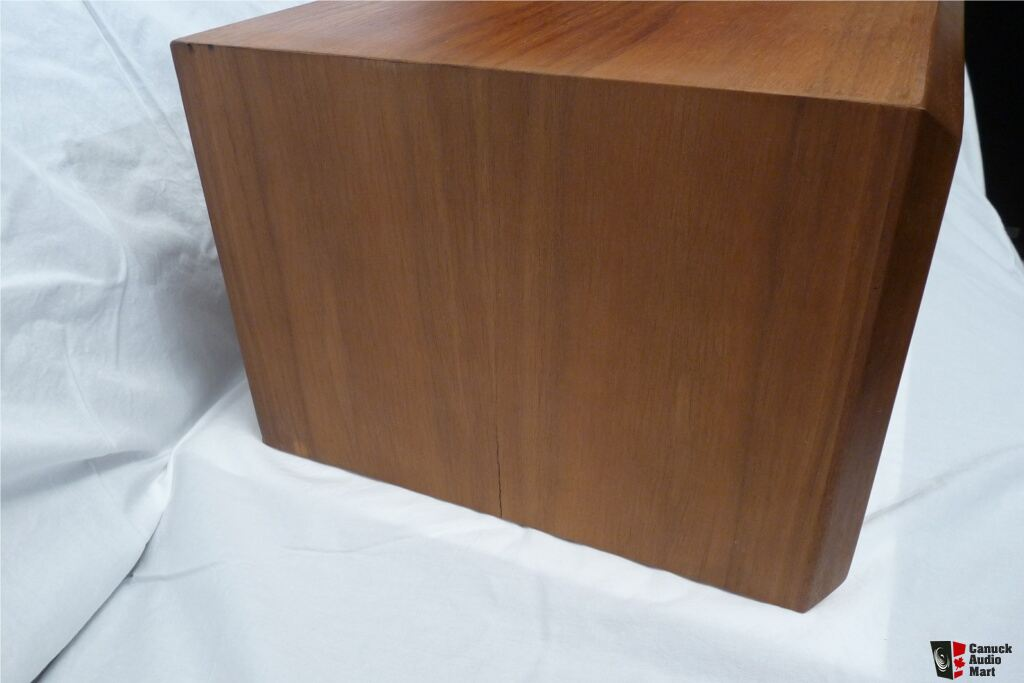 Phase Linear Wood Case Cabinet For Pl4000 Preamp Pl400