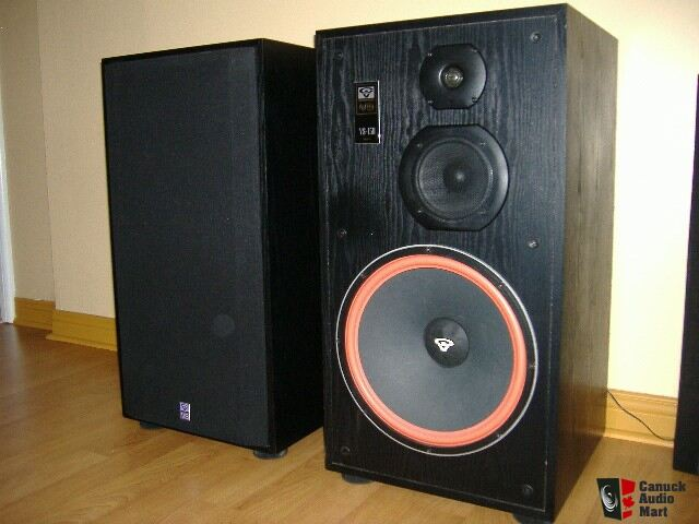 Cerwin Vega Speakers 15 Cerwin-vega Vs-15 Speakers