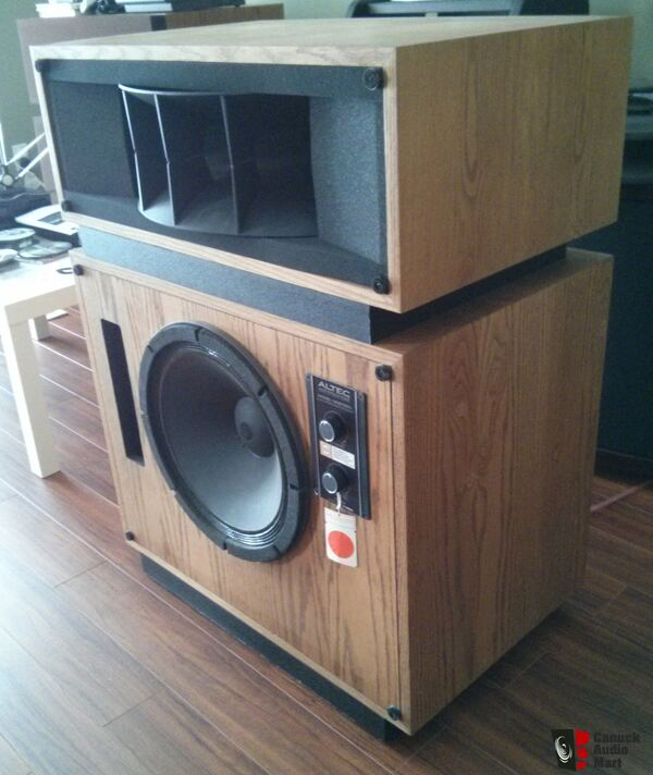 Altec Lansing Model 19 Photo #700504 - Aussie Audio Mart