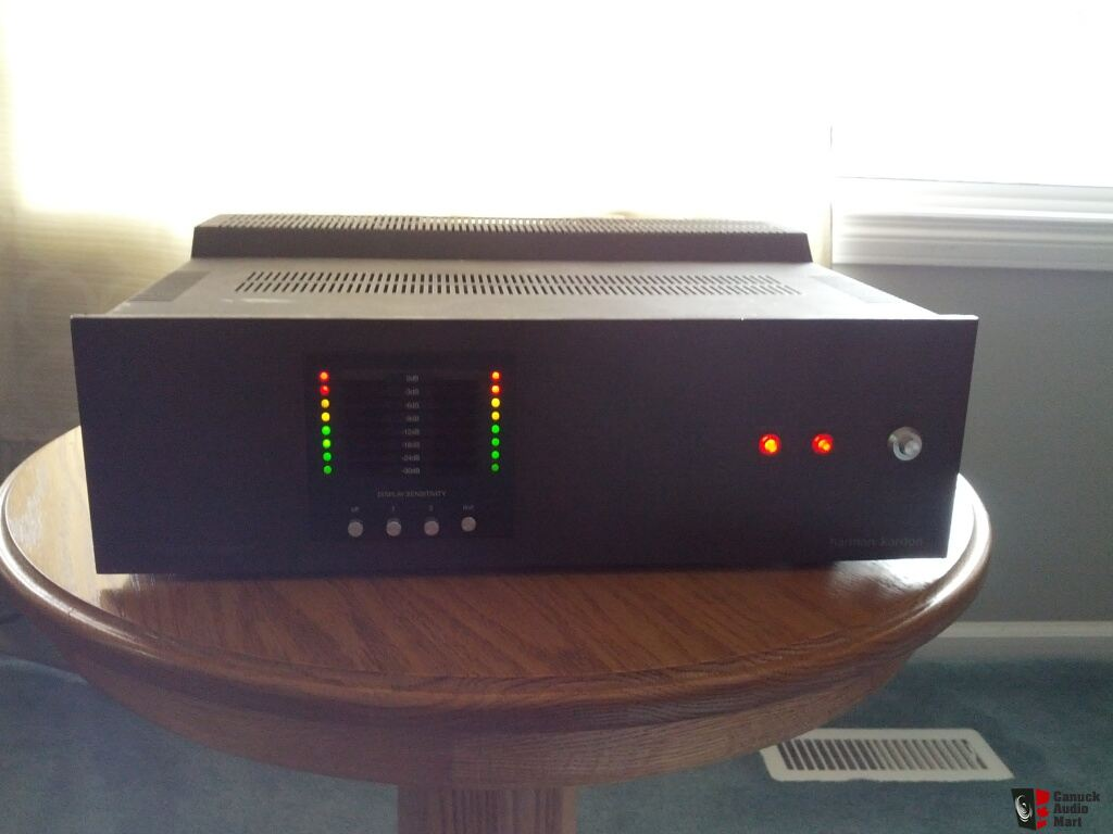 harman kardon citation 19 vintage stereo amplifier photo. Black Bedroom Furniture Sets. Home Design Ideas