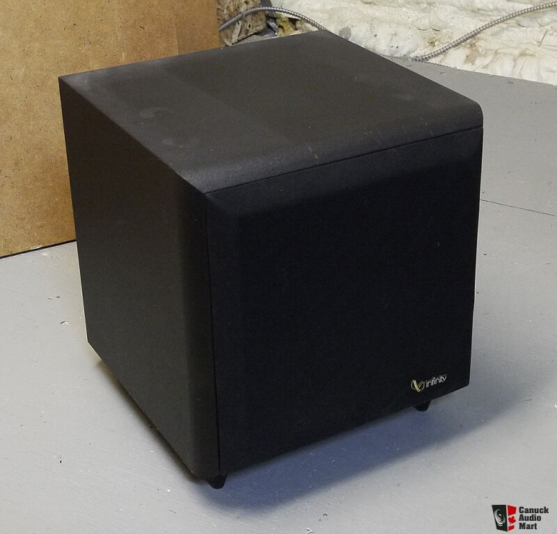Infinity Ssw 10 Subwoofer Photo 703709 Canuck Audio Mart