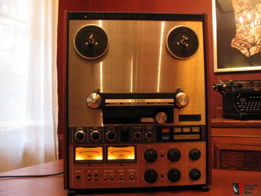 Teac A-7300 10.5 reel to reel deck sale pending Photo