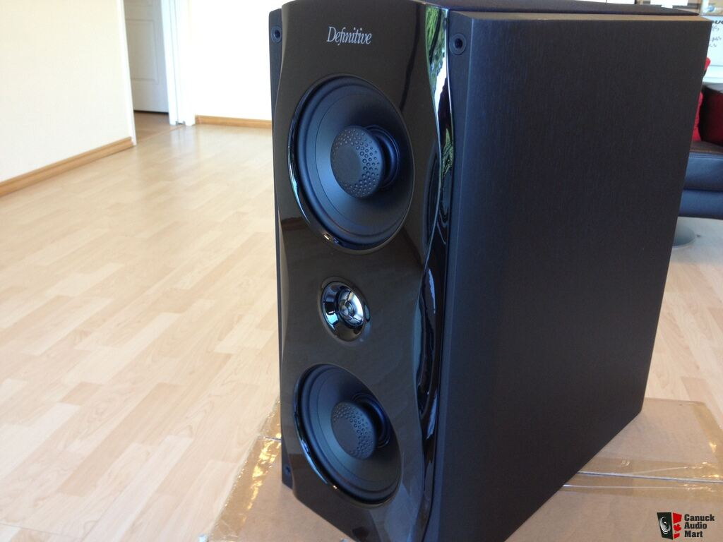Studio Monitor Home Theater : complete definitive technology studiomonitor 5 1 home theater speaker system photo 745619 us ~ Russianpoet.info Haus und Dekorationen
